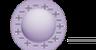 Поверхностный заряд дзета-потенциал Acrysence Aqua 8020 отрицательный